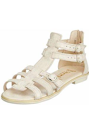 Däumling Girls'' Romana Ankle Strap Sandals (Sky Ghiaccio 60)
