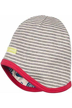 loud + proud Baby Wendemütze Aus Bio Baumwolle, GOTS Zertifiziert Hat Gr