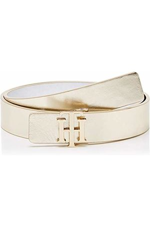 Tommy Hilfiger Women's Th Buckle Reversible 3.0 Belt