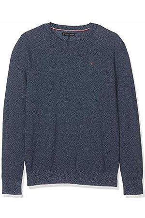 Tommy Hilfiger Boy's Twisted Rice Corn Sweater Jumper ( Iris 002) 48 (Size: 5)