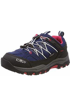 CMP Kids' Rigel Low Rise Hiking Shoes (Marine-Corallo 36mc) 13 UK