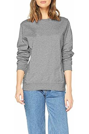 Napapijri Women's Befro Med Sweatshirt, (Medium Mel 160)