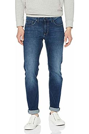 Pionier Men's's Eric Straight Jeans Stone Used with Buffies 367