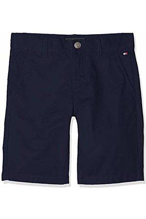 Tommy Hilfiger Boy's Essential Twill New Chino Short ( Iris 002) 122 (Size: 7)