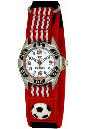Ravel Children's and Easy Fasten Strap Football Watch.