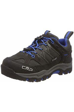 CMP Kids' Rigel Low Rise Hiking Shoes (Arabica-Adriatico 81bn) 10 UK