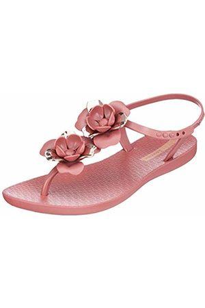 Ipanema Women's Floral Sandal Fem T-Bar