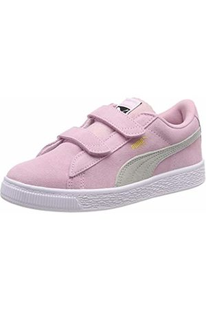 Puma Unisex Kids' Suede Classic V PS Low-Top Sneakers, (Pale -Gray Violet)