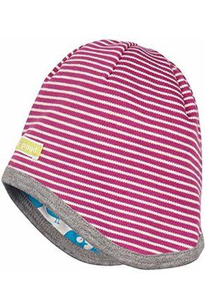 loud + proud Baby Wendemütze Aus Bio Baumwolle, GOTS Zertifiziert Hat