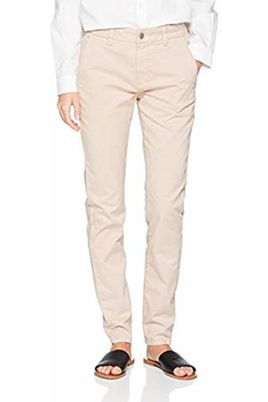 Selected Femme Women's's Slfmegan Mw Chino Noos W Trouser Adobe Rose