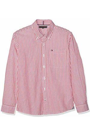 Tommy Hilfiger Boy's Essential Stripe Shirt L/s Blouse
