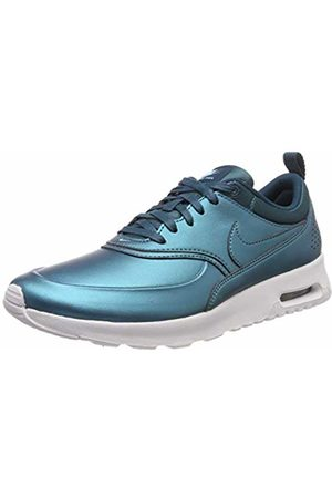 Nike Women's 861674-901 Fitness Shoes, Multicoloured (Metallic Dark Sea/Metallic Dark Sea/Summit )