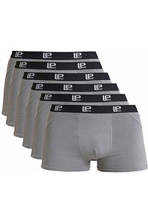 Lower East Men's Retro Boxer Shorts, Pack of 6