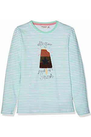 Salt & Pepper Salt and Pepper Girls' Longsleeve Sunshine Stripe Wende T-Shirt