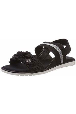 Bugatti Women's 431478825950 Ankle Strap Sandals