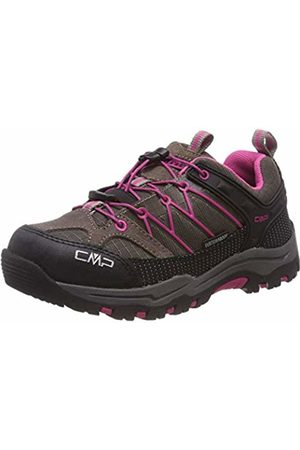 CMP Kids' Rigel Low Rise Hiking Shoes (Seppia-Geraneo 09pc) 13 UK