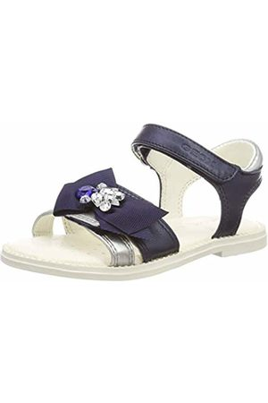 Geox Girls' J Karly H Open Toe Sandals