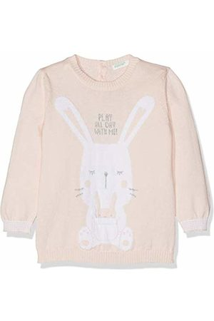 Benetton Baby Girls' Sweater L/s Jumper