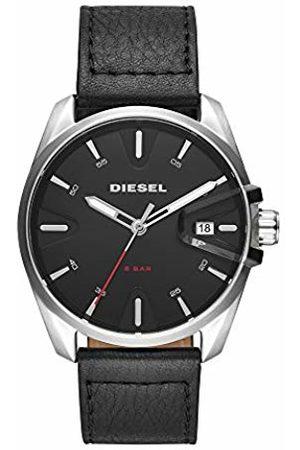 Diesel Mens Analogue Quartz Watch with Leather Strap DZ1862