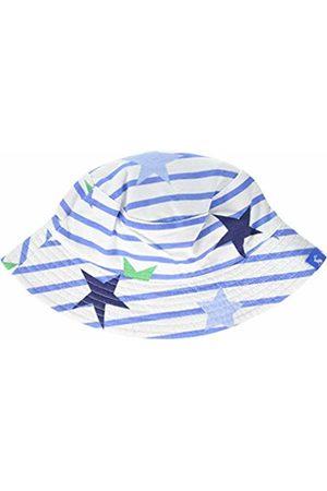 Joules Baby Boys' Brit Hat Jumbo Star Stripe Whtstarstr