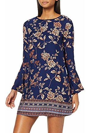 Mela Women's Border Print Tunic Dress