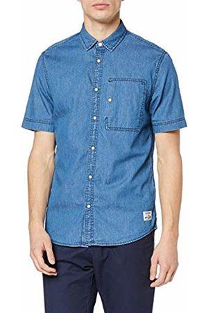 Kaporal 5 Men's Padox Polo Shirt, ( Denim Bluden)