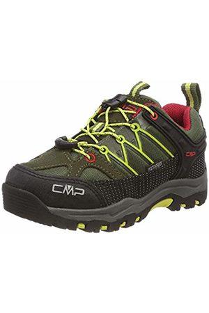 CMP Kids' Rigel Low Rise Hiking Shoes (Olive-Bamboo 00fc) 1 UK