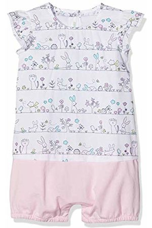 Benetton Baby Girls' Overall Playsuit