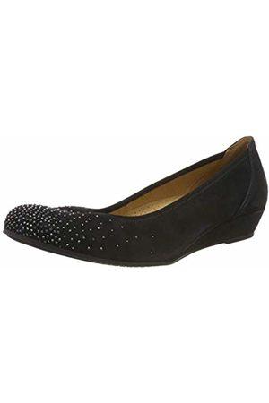 Gabor Shoes Women's Comfort Sport 22.694.26 Ballet Flats, (Pazifik