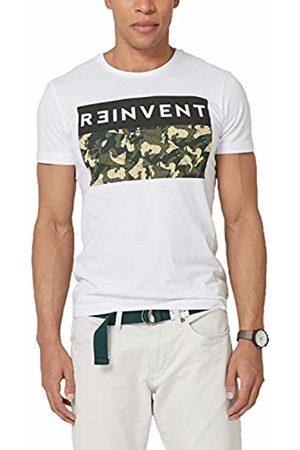 s.Oliver Men's 13.903.32.3990 T-Shirt 0100