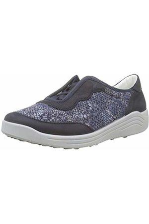 Romika Women's's Madera 27 Low-Top Sneakers (Ocean-Kombi 531) 8 UK
