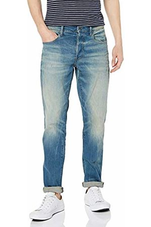 G-Star Men's 3301 Straight Tapered Jeans