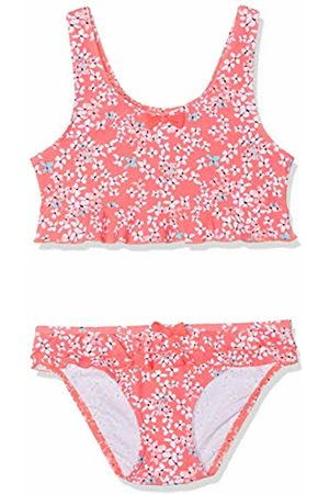 Sanetta Girl's Bikini Swimwear Set, (Grenadine)