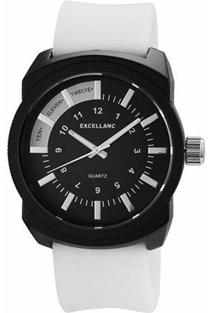 Excellanc Excel LANC Rubber Quartz Analog Men's Wristwatch XL 225672000020
