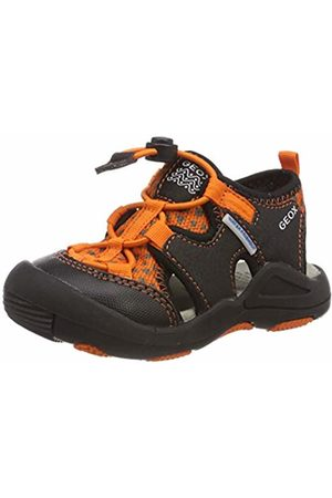 Geox Boys' Jr Kyle B Closed Toe Sandals