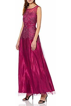 Vera Mont Women's's 2179/3636 Party Dress Berry 4723