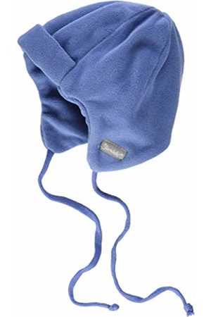 Sterntaler Cap with Earflaps and Ribbons for Babies, Age: From 1-2 Months, Size: 35