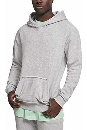 Urban classics Men's Herringbone Terry Hoody (Lightgrey 00143)