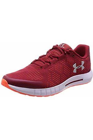Under Armour Men's Micro G Pursuit SE Running Shoes, Aruba / /Metallic 600