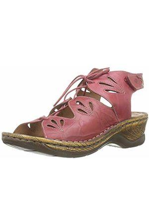 Josef Seibel Women's's Catalonia 42 Gladiator Sandals (Hibiscus 450) 5.5 UK