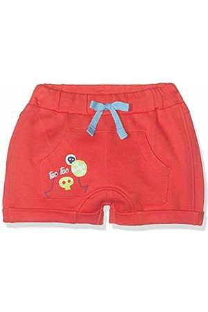 Tuc Tuc Baby Boys' Bermuda Felpa ROJA NIÑO Pirates Trousers, ( 3)