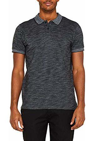 Esprit Men's 039cc2k023 Polo Shirt (Anthracite 010) XX-Large
