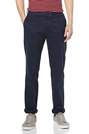 Brooks Brothers Men's's Chino Lunghi Red Fleece Trouser