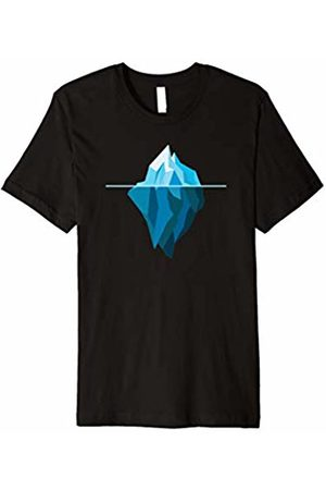 Jimmo Designs Iceberg Inspirational Earth Day Climate Change T-Shirt