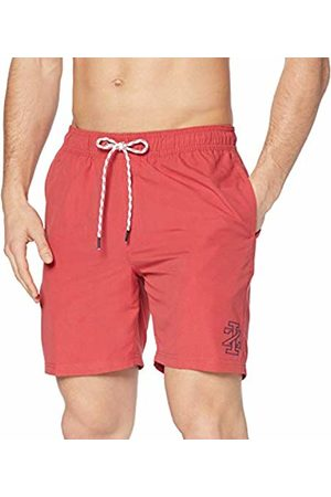 Izod Men's Solid Swim Trunk Shorts XL
