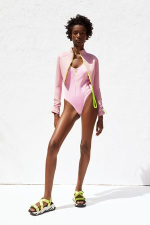 dadf223105f Recycled capsule collection swimsuit