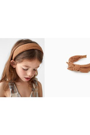 Zara Textured headband with bow