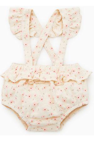 Zara Briefs with ruffled straps