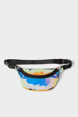 Zara Vinyl belt bag