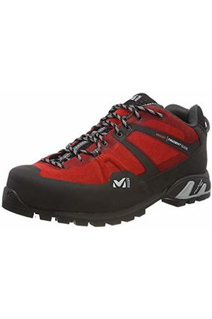 Millet Unisex Adults' Trident Guide Low Rise Hiking Shoes, ( -Rouge 0335)